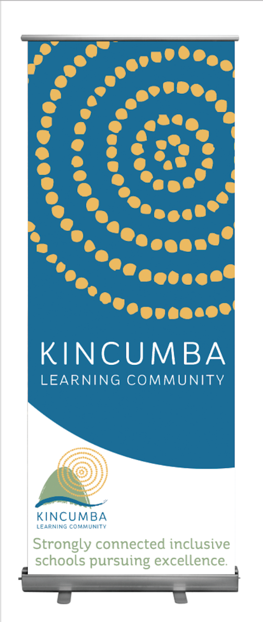 Kincumba Learning Community poster